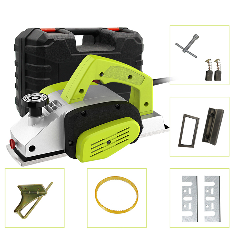 Multifunction Electric Wood Planer Woodworking tool Handheld Planer 220V 1000W цена и фото