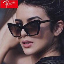 Psacss 2019 Cat Eye Vintage Sunglasses Women NEW Fashion Brand Designer Female Retro Outdoor Sun Glasses High Quality Sunglass