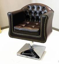 Salon Chair Barber Shop Dedicated Hair  ood Hot Dyeing Chair0045