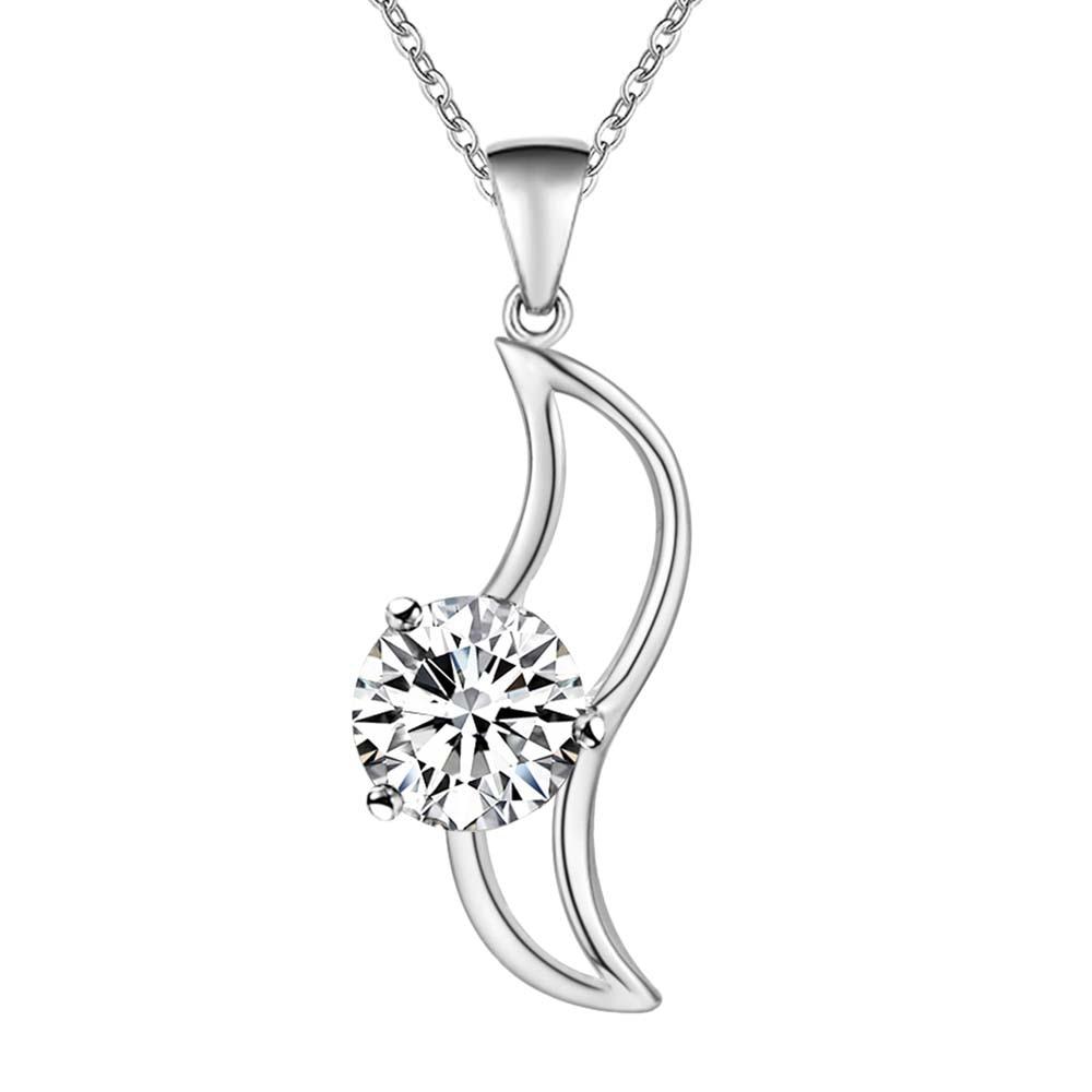 10daa61996df ▽Plateado plata al por mayor encanto jewelrys Collar