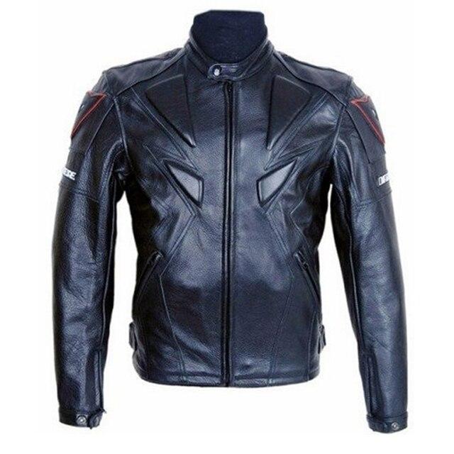 New Fashion Men PU Jacket, Professional Racing Jacket Motorcycle Jacket Waterproof Windproof Jacket Motorcycle