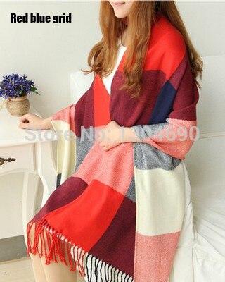 Scarf Women Winter Cachecol Women European And American Style! 2019 - Akcesoria odzieżowe - Zdjęcie 2