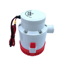 Bilge Submersible Water Pump 12V 24V 3500GPH Micro Marine Boat Seaplane Motor Homes Houseboat Aquario Filter Accessories china factory mkbp g3500 12 24 12 24v 3500gph water pump battery operated bilge pump with boat marine motor homes