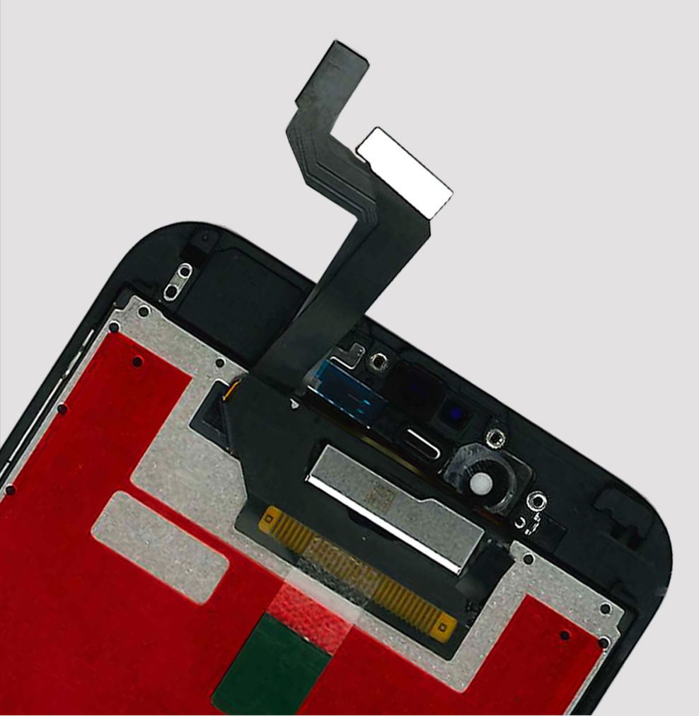 HTB1lnnseBGw3KVjSZFwq6zQ2FXaT AAA Quality LCD For iPhone 4 4s Replacement Screen Display Digitizer Touch Screen Assembly For iPhone 6 6s 7 LCD Screen