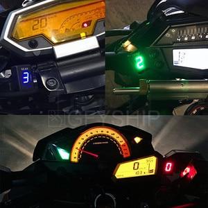 Image 4 - עבור הונדה CBR1000RR CBR 1000 RR CBR 1000RR 2004 2011 CB600F הורנט 600 אופנוע 1 6 ברמה הילוך מחוון דיגיטלי הילוך מטר
