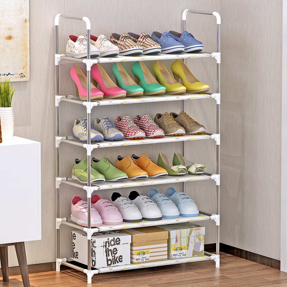 Up To 6-Tier Shoe Racks 15