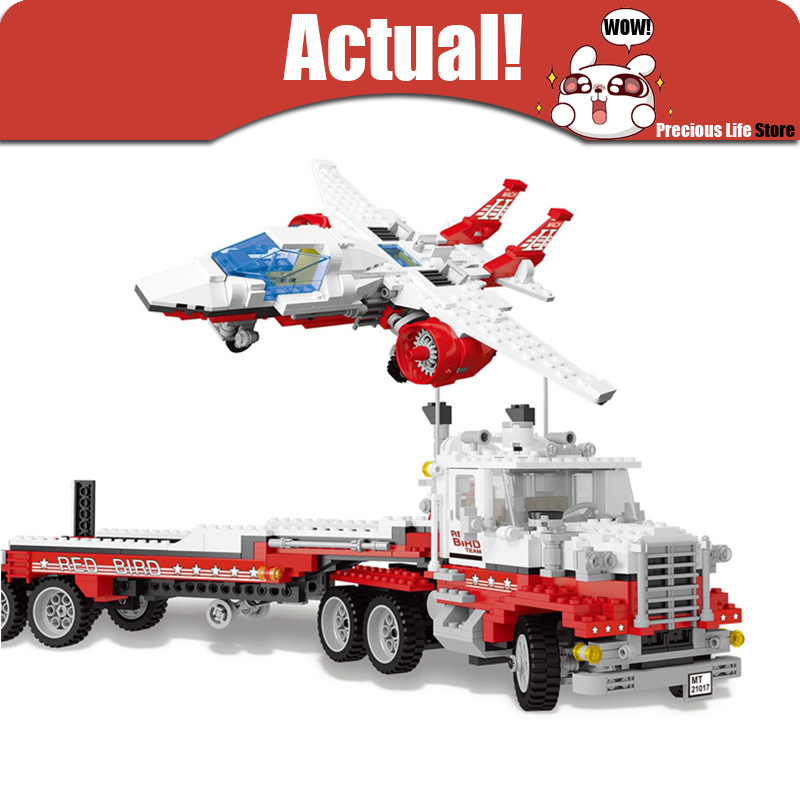 LEPIN 21017 Mach II Red Bird Rig Technic Model Building Blocks Bricks Toys DIY For Kids Model 1206PCS Compatible legoINGly 5591 compatible legoe genuine model series 5591 lepin 21017 1206pcs mach ii red bird rig building blocks bricks toys for children