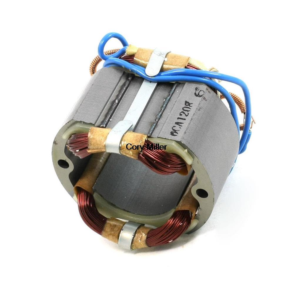 AC220V Electric Router Stainless Steel Housing 50mm Core Stator for Makita 3601B ac220v stainless steel shell 4 cable electric motor stator for hitachi tch 355hb