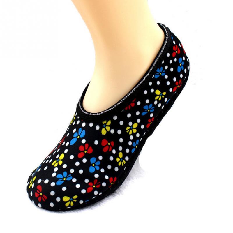 Ladies Yoga Socks Slippers Women Fitness Indoor Pilates Socks Winter Keep Warm Dancing Boat Socks