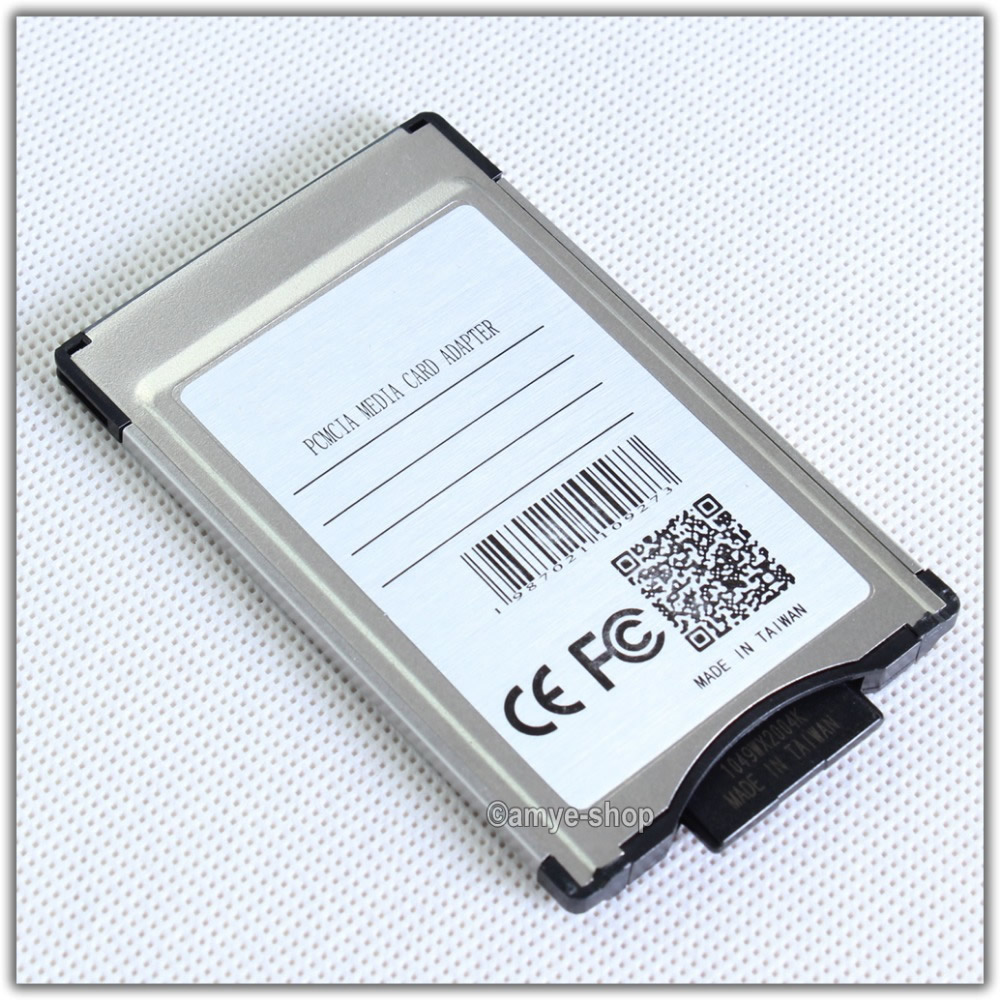 Натуральная pcmcia для SD карты ПК адаптер suport SDHC для Mercedes-Benz 6-7-82-3974 поддержка sdhc 32 ГБ GLK/SLK/CLS/E/c класс