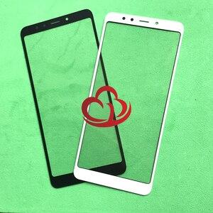 Image 1 - 10 stücke Ersatz LCD Vordere Touchscreen Glas Äußere Linse Für xiaomi Redmi 5 Redmi5/Redmi 5 Plus Redmi5 plus