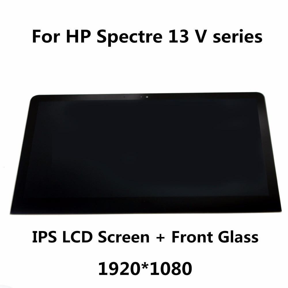 все цены на  IPS Full LCD Display Screen Digitizer Panel Assembly For HP Spectre 13 V serie 13-v137tu 13-v038tu 13-v004tu 13-v002tu 13-v030tu  онлайн