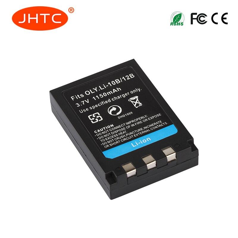 Power batería li-10b li-12b para olympus stylus 300 digital