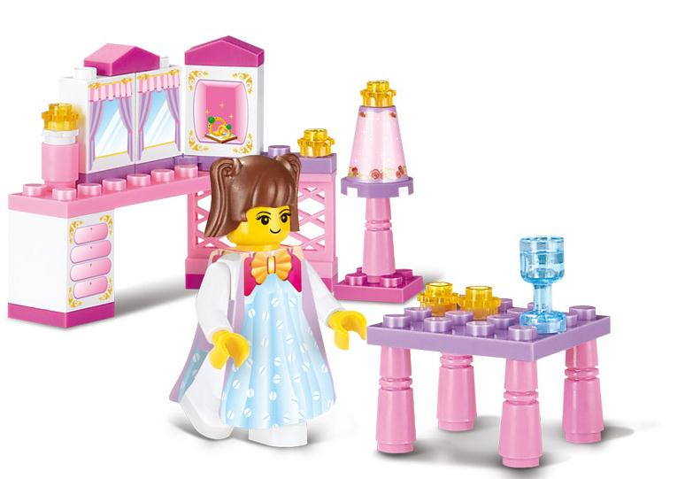 stunning chambre princesse playmobil pictures lalawgroupus - Chambre Princesse Playmobil