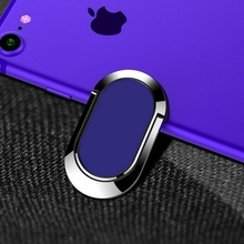 Universal Luxury Finger Ring Grip Phone Holder Magnetic Function Adjustable Cell Kickstand Stand