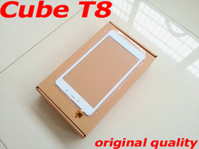 New Quality 8.0 inch Touchscreen for Cube T8 4G tablet Touch Screen Digitizer Glass Panel Front Touch Sensor