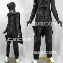 Горячая игра аниме Final Fantasy XV костюм ноктиса вечерние модные униформы косплей костюм на заказ любой размер