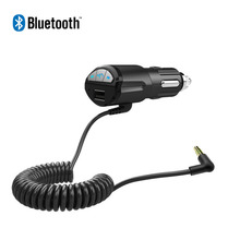 A2DP Bluetooth Wireless Car Handsfree Stereo Audio Music Receiver Adapter 3.5mm AUX AUTO with USB Charger and Cigarette Lighter