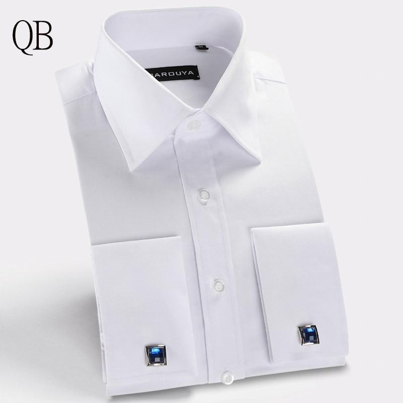 White Shirt Cufflinks | Is Shirt