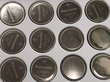 15pcs/lot New For Panasonic CR2477 3V CR 2477 High Performance Temperature Resistant Button Coin Battery Cell Batteries