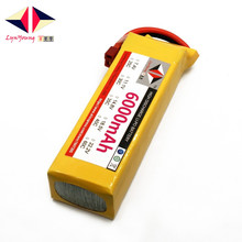 LYNYOUNG lipo battery 5s 18.5v 35c-70c 6000mah For RC Car truck boat Helicopters Drone FPV parts AKKU
