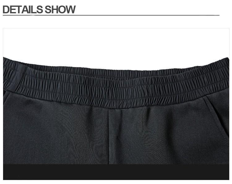 Men Sport Pant Space Cotton Joggers Harem Pants Fashion Hiphop Sport Tracksuit Mens Solid Black Jogging Trousers Sweatpants 3XL (3)