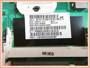 Image 2 - 585219 001 für HP Probook 4415S 4515S 4416s motherboard 4510s Notebook für HP ProBook 4415s Notebook FÜR AMD kostenloser versand