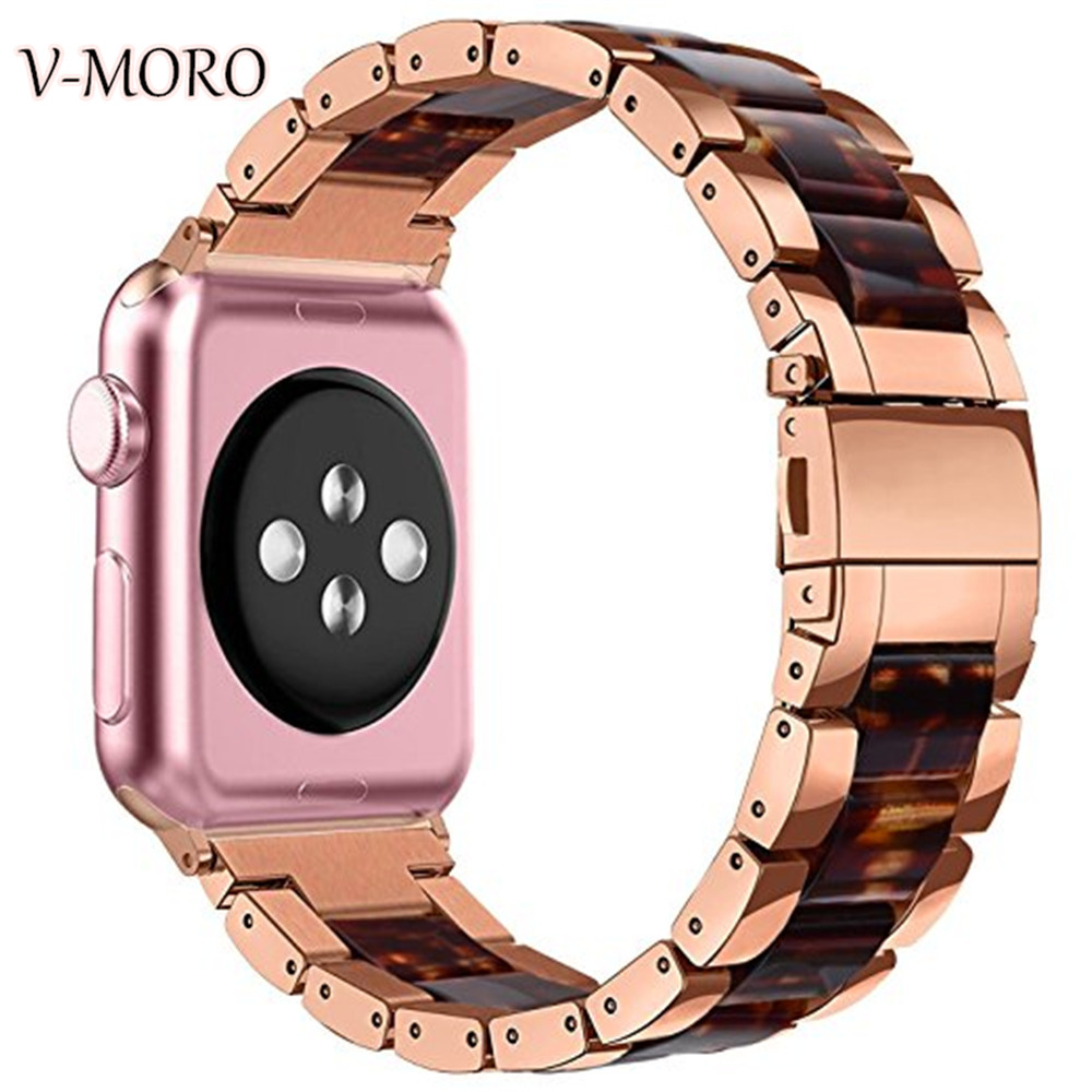 V MORO 2018 New WATCH BAND For APPLE WATCH 42MM 38mm Bands