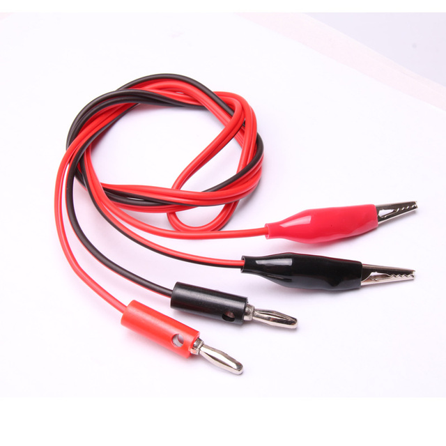 glyduino 0 95m probe tips wires alligator banana for multimeter for rh aliexpress com banana wire pulling rollers banana wireless