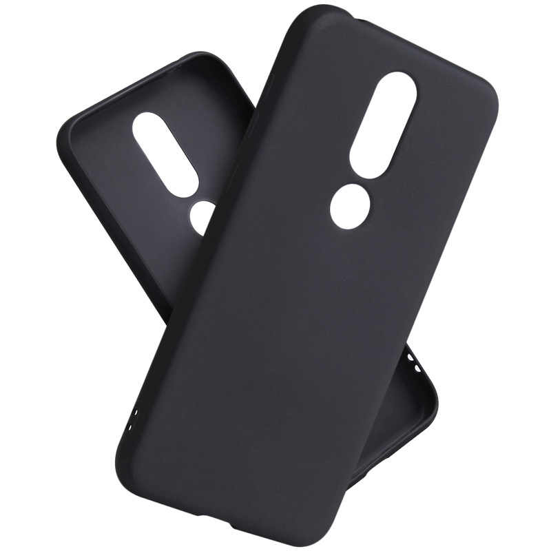Cukierki kolorowa obudowa na telefon dla Nokia 3 2 5 6 7 8 9 2018 2.1 3.1 5.1 6.1 7.1 Plus matowy matowy z tyłu etui do Nokii X6 X5 X7 przypadkach