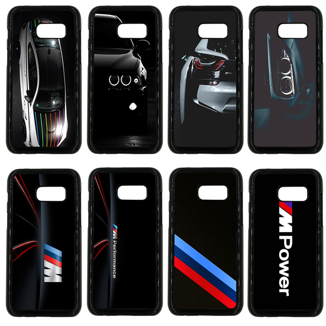 super popular 146de cf864 US $4.99 |For BMW Car logo Printed Cell Phone Cases PC Hard Plastic Cover  for Samsung Galaxy A3 A5 A7 A8 2015 2016 2017 2018 Note 8 7 5 3-in Fitted  ...