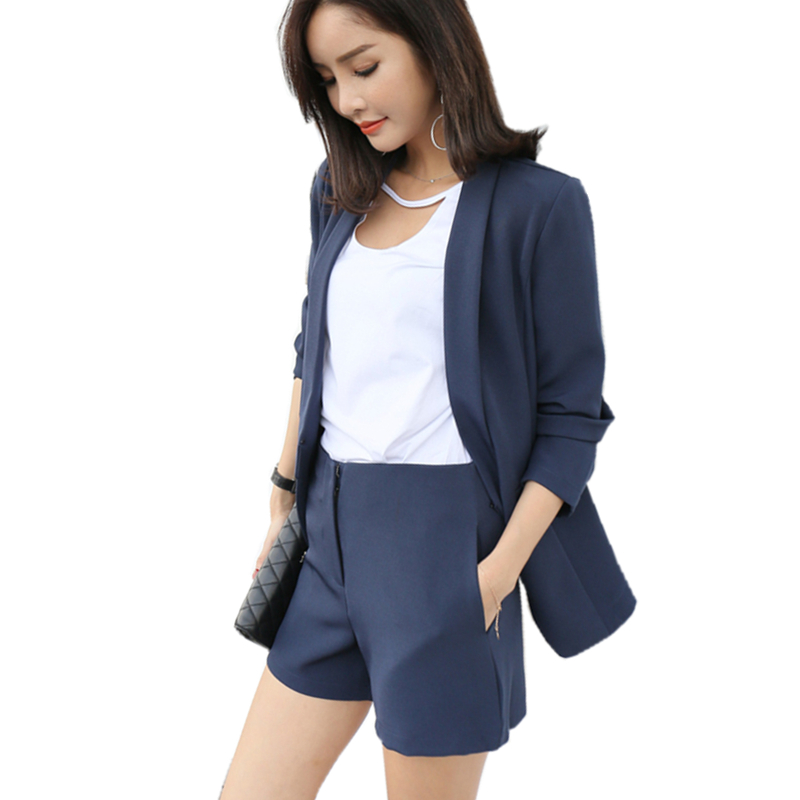 Online Get Cheap Long Sleeve Jacket and Shorts Set -Aliexpress.com ...