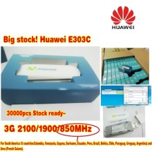 Lot of 1000pcs Unlocked Huawei E303 HSPA+ 3G GSM USB Wireless Mobile Broadband Modem huawei e353 unlocked 21 6 mbps hspa mobile broadband 3g modem dongle