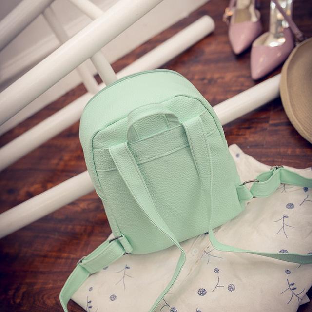 Sweet Mini Shoulder PU leather Bag