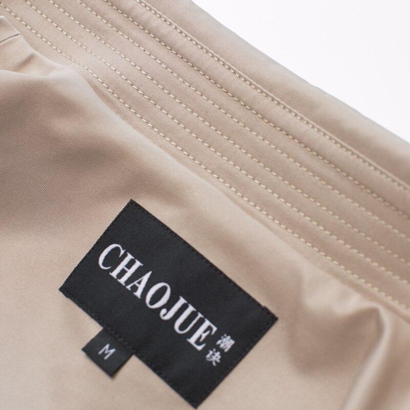 CHAOJUE Marke Europa Itay 2018 herbst weibliche klassische zweireiher lange trenchcoat England luxus frauen pea coat kostenloser versand-in Trench aus Damenbekleidung bei  Gruppe 3
