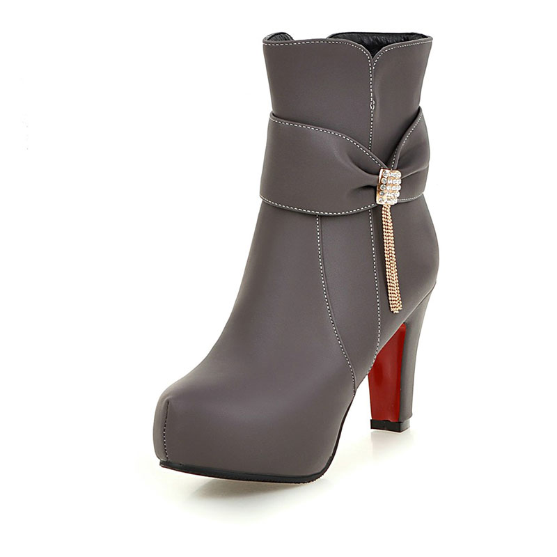Online Get Cheap Gold Ankle Boot -Aliexpress.com | Alibaba Group