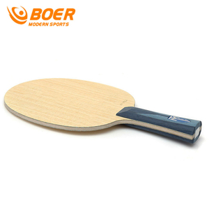 Image 2 - BOER ALC 7layers Carbon Fiber Table Tennis Racket Easy Control High end Ping Pong Blade And Light Tip Heavy Handle Paddle Bat