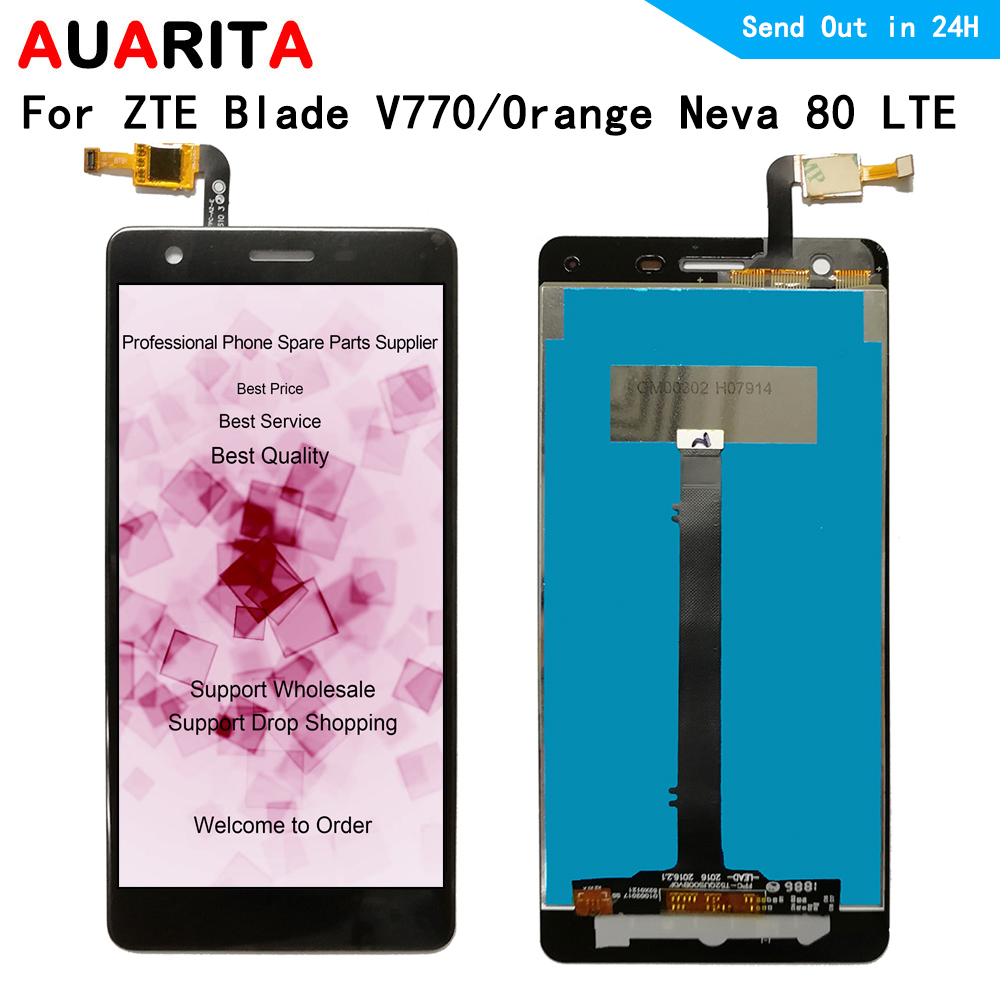 Aliexpress.com : Buy AAA quality LCD For ZTE Blade V770