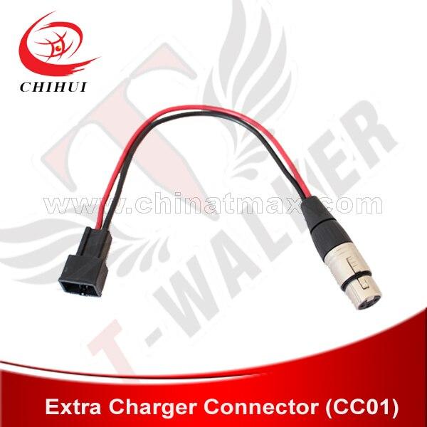 Électrique Scooter Supplément Connecteur/Connecteur De Charge/De Charge Point (Électrique Scooter Pièces et Accessoires)