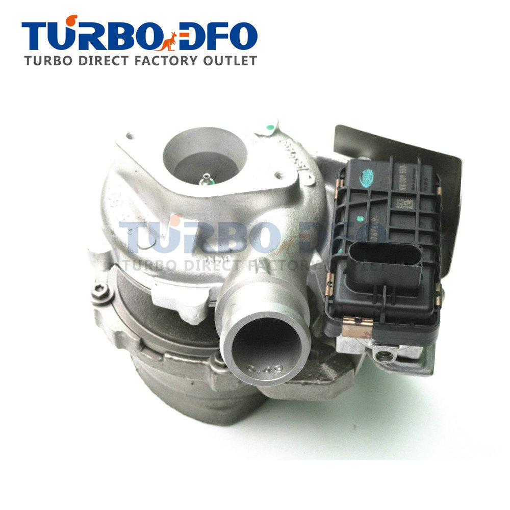 GTB1749V Turbo Charger With Electronic Actuator 787556-0017/16 For Ford TRANSIT 2.2 TDCI  125/135/155 HP BK3Q6K682PC BK3Q6K682PB