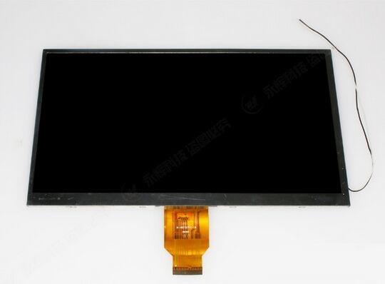 """Prix pour LCD Affichage Matrice 10.1 """"pouces Huîtres T12V 3G/Digma Optima 10.1 3G TT1040MG Explay Premier 1024*600 TFT LCD Écran"""