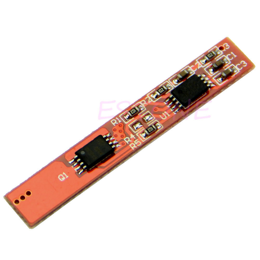7.4V 7.2V PCB 2S Li-ion Battery Input Polymer Protection Ouput Circuit Board 5pcs 2s 7 4v 8 4v 18650 li ion lithium battery charging protection board pcb 89 5mm overcharge short circuit protection