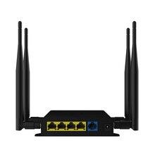 Routeur 4G LTE haut niveau 3G 4G charge WiFi Gigabit GSM LTE routeur VPN PPTP L2TP 4G SIM 3G 4G routeur