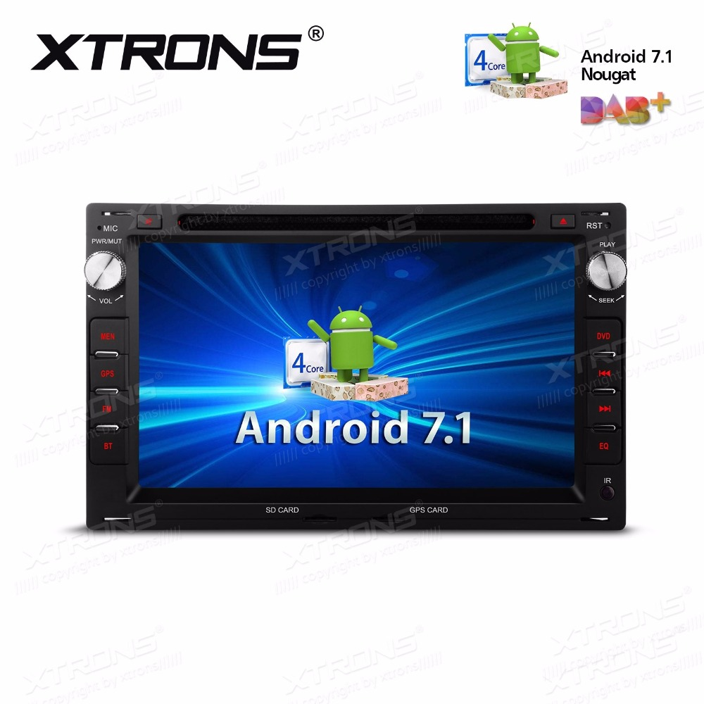 Car DVD 7 Android 7.1 Nougat OS for Skoda Superb 2001-2008 & Octavia 1997-2004 & Babia 1999-2003 with Full RCA Output Support