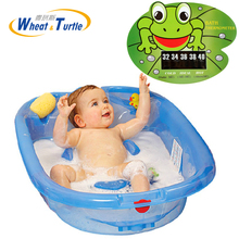 2016 New Cartoon LCD Infant Bath Water Temperature Thermometer Baby Care Shower Water Temperature Monitor Baby Bath Safety Care цены онлайн