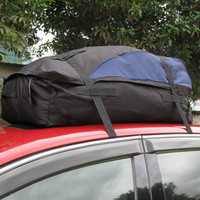 Universal Oxford Cloth Roof Luggage Bag Waterproof Travel Cargo Luggage Large Bag 100*85CM