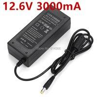 1 шт. 3000mA 8,4 V 12,6 V 13,8 V 16,8 V Батарея Зарядное устройство AC 100-240 V переменного тока в постоянный Мощность адаптер переменного тока 16,8 в 2