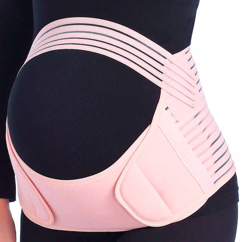 Promotion Pregnant Women Belts Maternity Belly Belt Waist Care Abdomen Support Belly Band Back Brace Pregnancy Protector WUAXI87