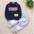 2016Male baby spring suit 1-3-4 old male Tong Chunqiu children's sports sweater tide to go out baby clothes children