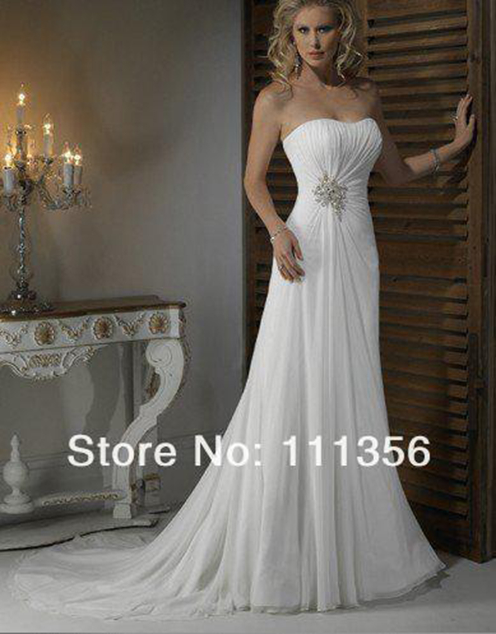 Popular Discount Designer Wedding Dresses-Buy Cheap Discount ...